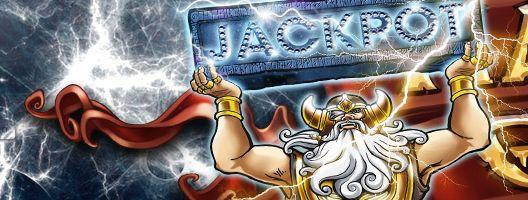 Hall of Gods _ jackpot promo