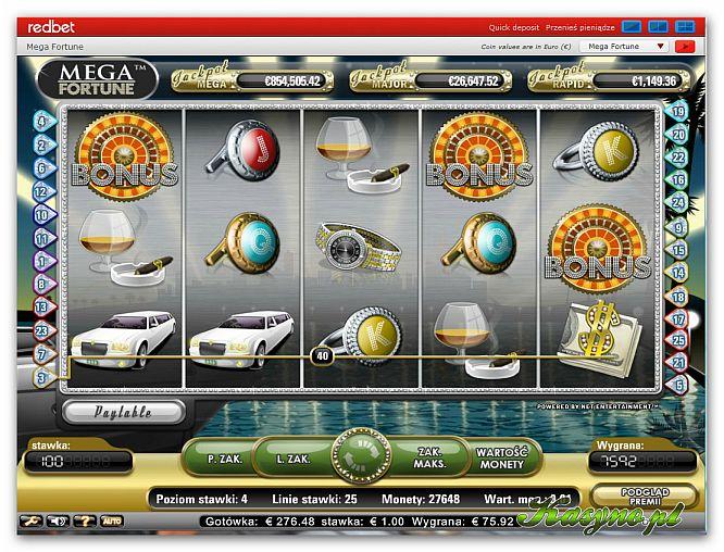 Kasyno_Redbet_recenzja_kasyno.pl___Automat do gry MegaFortune_x666