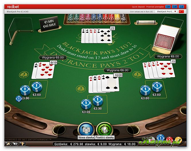 Kasyno_Redbet_recenzja_kasyno.pl___Blackjack Pro na 3 rece_x666