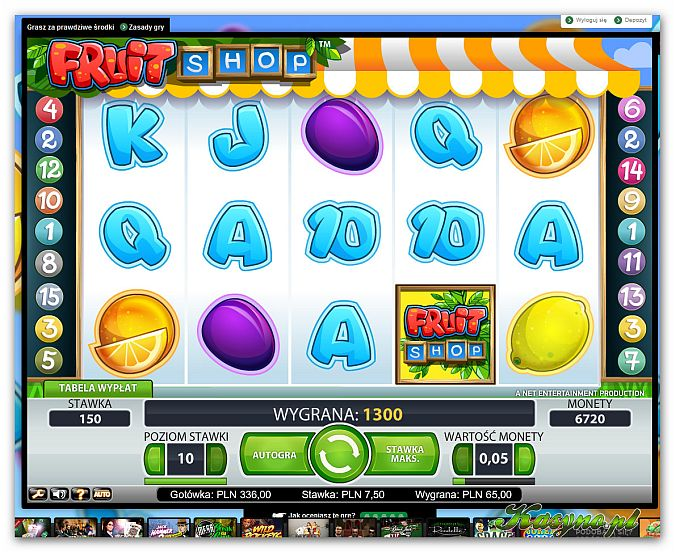 MrGreen_Kasyno_recenzja_kasynoPL_automat-fruitshop_675