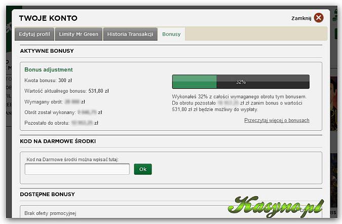 MrGreen_Kasyno_recenzja_kasynoPL_stan bonusa 675