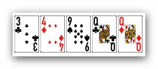 Ranking ukladow w pokerze - jedna para