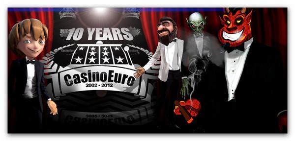 10 lat Casino Euro