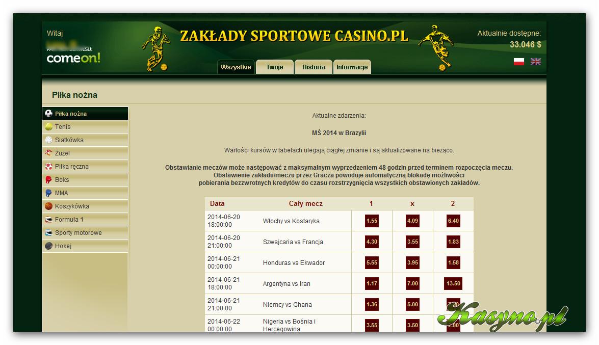 casino.pl