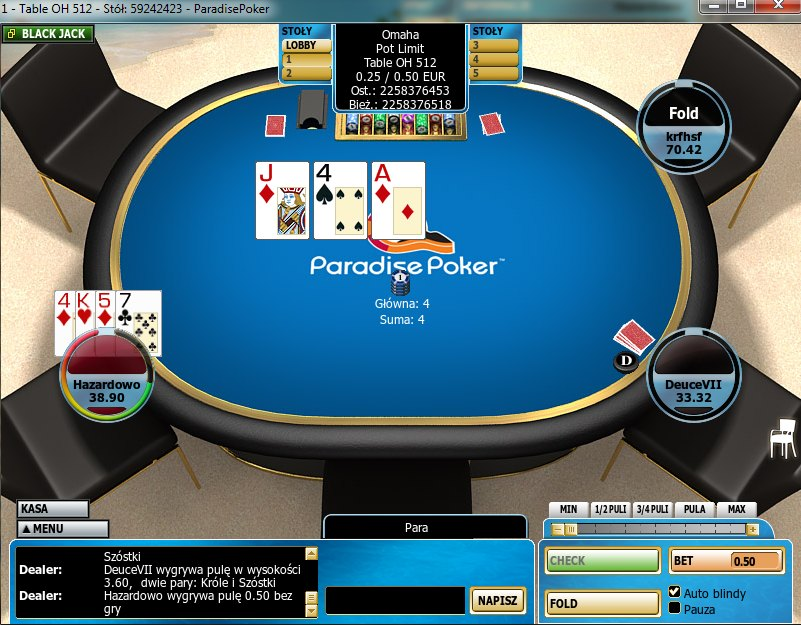 Poker gratuito on-line texas holdem